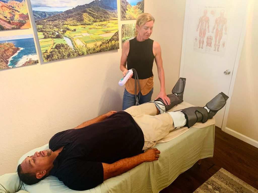 Lymphatic Drainage Massage in Honolulu